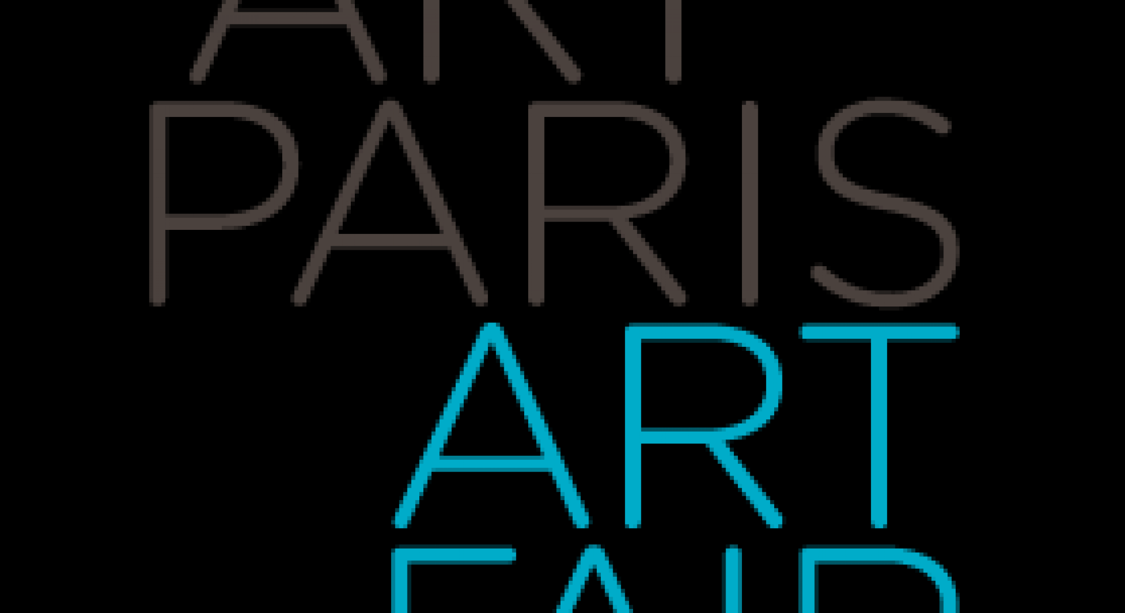 Art Paris Art Fair, institutional poster , 2018